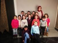 Çocuklar İlk Kez Sinema İle Tanıştı