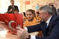 MUSTAFA ÇIFTÇI - Çorum'da 92 Bin 420 Öğrenci Yarı Yıl Tatiline Girdi