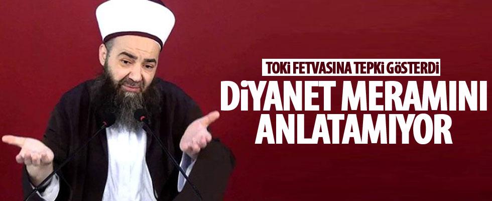 Cübbeli Ahmet TOKİ fetvasına tepki!