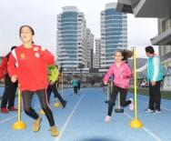 BİSİKLET - Ders Zili Sustu, Şimdi Spor Zamanı