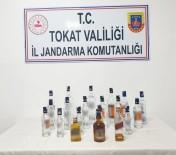 ALKOLLÜ İÇKİ - Eğlence Merkezinden 19 Litre Kaçak İçki Çıktı