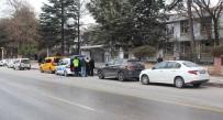 Elazığ'da Zincirleme Trafik Kazası, 5 Araç Bir Birine Girdi