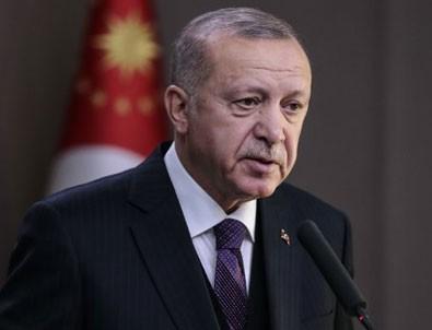 Erdoğan'dan İmamoğlu'nun mektubu ile ilgili konuştu