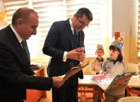 Erzurum'da Miniklerin Karne Heyecanı