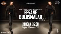 ŞARKICI - Fatma Turgut 'Efsane Buluşmalar' Kapsamında Sevenleriyle Buluşuyor