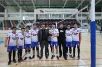 Genç Erkekler Voleybol Turnuvasında Şampiyon Belli Oldu