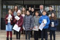 Havza'daki 6 Bin 747 Öğrenci Karne Heyecanı Yaşadı
