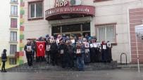 HDP Önündeki Ailelerin Evlat Nöbeti 137'İnci Gününde