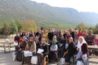 SOSYAL SORUMLULUK - 'Hijyen Sağlıktır' Projesi 26 Farklı Kırsal Bölgedeki 2 Bin Kadına Ulaştı