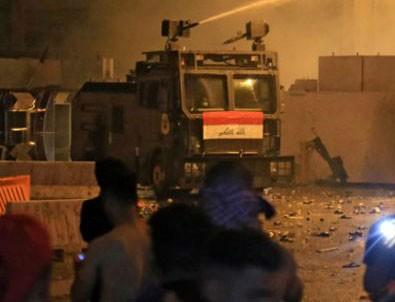 Irak'ta tehlikeli gerginlik!