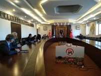 SİVİL TOPLUM - Isparta'da Hayvanları Koruma Kurulu Toplantısı
