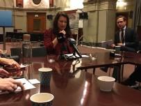 DIŞİŞLERİ BAKANLARI - İsveç, Ukrayna, Afganistan Ve İngiltere Dışişleri Bakanları Bir Araya Geldi