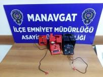 Kafenin Bahşiş Kutusu İle Şarj Cihazlarını Çalan Çocuk Tutuklandı
