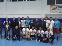 MURAT ERDOĞAN - Kaş'ta Voleybolun Şampiyonu Belli Oldu
