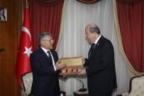 MEMDUH BÜYÜKKıLıÇ - KKTC Başbakanı Tatar, Kayseri Belediye Başkanı Büyükkılıç'ı Kabul Etti
