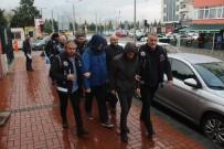İNFAZ KORUMA - Kocaeli'de FETÖ'den Gözaltına Alınan 8 Şüpheli Adliyeye Sevk Edildi