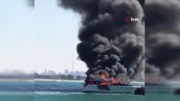 DUBAI - Korku Dolu Anlar Açıklaması 3 Kişi Kurtarıldı