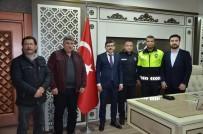 AHMET ÇAKıR - Malatya Emniyet Müdürü Dağdeviren'e Ziyaret