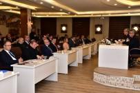 SİVİL TOPLUM - Manisa'da Bağımlılıkla Mücadele Toplantısı Yapıldı