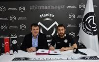 HEKIMOĞLU - Manisa FK, Oğuzhan Erdoğan'ı Renklerine Bağladı