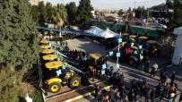 SİYASİ PARTİ - Mardin Büyükşehir Belediyesi'nin Araç Filosuna 25 Araç Daha Eklendi