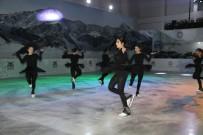 MILLI TAKıM - Mardin'de Çocuklar İçin Buz Pisti Kuruldu