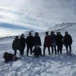 Miniklerin Karacadağ'da Kayak Keyfi