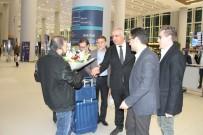 ANADOLU AJANSı - Mısır'da Serbest Bırakılan AA Muhabiri Türkiye'ye Döndü