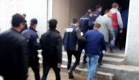 HAPİS CEZASI - Operasyon Düğmesine Basıldı, 2'Si FETÖ Üyesi 16 Kanun Kaçağı Yakalandı