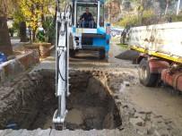 ÇÖP KONTEYNERİ - Ortaca Yeraltı Çöp Konteyneri Sistemine Geçti