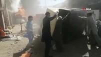 CUMA NAMAZI - Pakistan'da Fabrikada Patlama Açıklaması 1 Ölü
