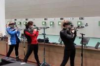 RUSYA FEDERASYONU - Rus Atıcılar, Tokyo Olimpiyatları'na Mersin'de Hazırlanıyor