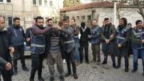 BELDEN - Samsun'daki Vahşetin Şüphelisi 12 Iraklı Adliyede