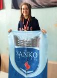 GÜMÜŞ MADALYA - SANKO Okullarının Yüzme Başarısı