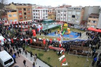 KURAN-ı KERIM - Şehit Astsubay Esma Çevik'in Adı Parkta Yaşayacak