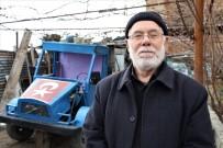 Şehit Babası Hurdalardan 'Mini Kamyonet' Yaptı
