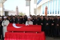 GENELKURMAY BAŞKANI - Şehit Uzman Çavuş Ankara'da Son Yolculuğuna Uğurlandı