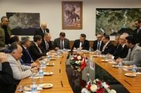 İŞ İNSANLARI - Sivas Ve Gebze Arasında Kardeş Organize Sanayi Bölgesi Protokolü İmzalandı