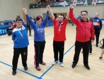 ADıGÜZEL - Sivaslı Özel Sporculardan Büyük Başarı