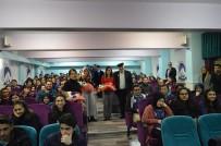 Şuhut'ta Öğrencilere Sağlıklı Beslenme Semineri