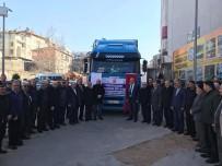 Tokat'tan İdlib'e Yardım Eli