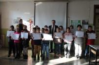 Tosya'da Karnesini Alan 6 Bin 350 Öğrenci Tatile Girdi