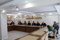 ORMAN MÜDÜRLÜĞÜ - TSO'da Tarım Ve Hayvancılık Fuarı İstişare Toplantısı Yapıldı