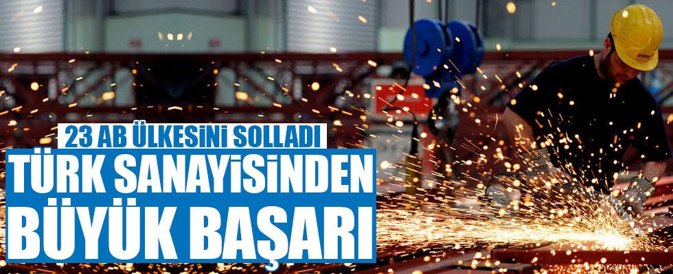Türkiye, 23 Avrupa ülkesini solladı