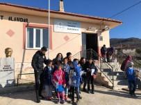 OKUL MÜDÜRÜ - Ultraslan Yöneticileri Köy Çocuklarını Sevindirdi