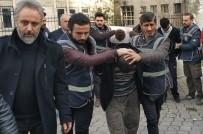 BELDEN - Vahşi Cinayetle İlgili 3 Kişi Tutuklanma Talebiyle Mahkemeye Sevk Edildi