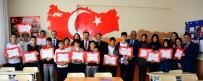 MUSTAFA MASATLı - Vali Mustafa Masatlı, Yarıyıl Karne Dağıtım Törenlerine Katıldı