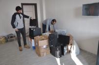 MÜZİK ÖĞRETMENİ - Yargıtay'dan Yüksekova'daki Okula Bilgisayar Desteği