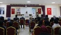 ANADOLU İMAM HATİP LİSESİ - Yazar Kurtulmuş 'Edebiyat Ve Hayat' Konulu Söyleşiye Katıldı
