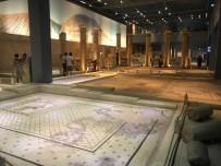 KÜLTÜR VE TURIZM BAKANLıĞı - Zeugma Mozaik Müzesi'nde 3 Kişi Görevden Uzaklaştırıldı